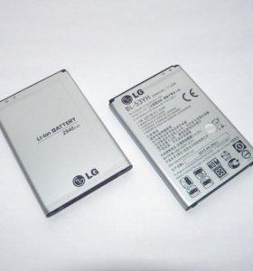 Аккумуляторы LG