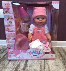 Кукла Беби бон, новая,аналог