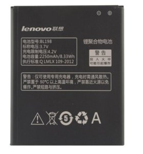 Аккумуляторы Lenovo
