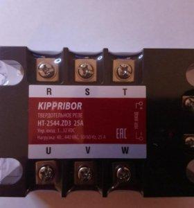 3-x фазное Твердотельное реле на 25а KIPPRIBOR