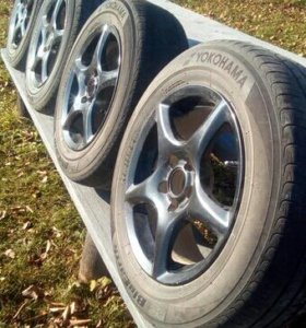 Колеса от Toyota avensis