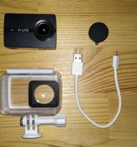 Экшн камера Xiaomi Yi Lite Action Camera