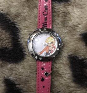 Часы Winx club