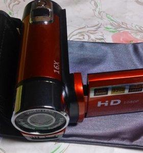 • новая Sony HD-videocam 16Mpx