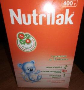 Смесь Nutrilak с рождения до 12 месяцев