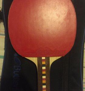Ракетки для настольного тенниса в сборе
