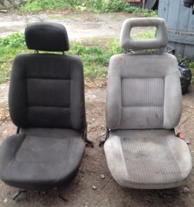 Кресла Ауди -b4, пассажирское и водительское.