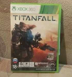 Игра для xbox 360 TITANFALL