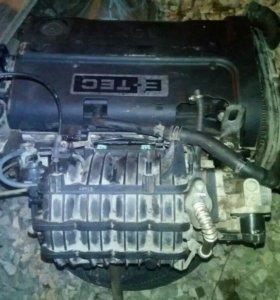 Двигатель дэу нексия 1,6