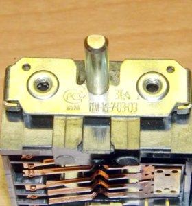 Переключатель для электроплиты.