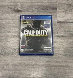 Call of Duty Infinite Warfare PS4 (РСТ)