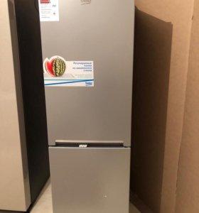 Новый холодильник beko