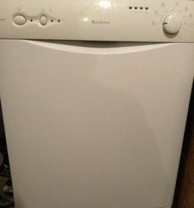 Посудомоечная машина ariston lse 620 t