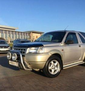 Land Rover Freelander, 2001