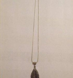 Кулон с цепью