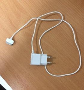 Зарядное устройство iPhone 4