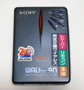 Кассетный плеер Sony WM-WE01