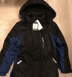 Куртка зимняя Futurino 128р Новая 6-7 лет
