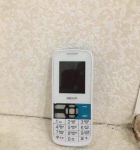 Телефон рабочий Dexp