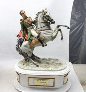 Статуэтка из фарфора Симон Боливар