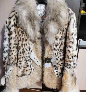 Куртка меховая ( шуба)