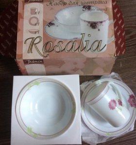 Rosalina набор д/завтрака