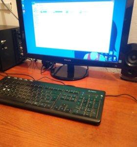 Настольный компьютер Core i5-4460 NVidia GTX650