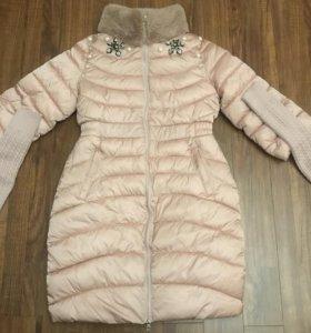 Куртка тёплая, в хорошем состоянии