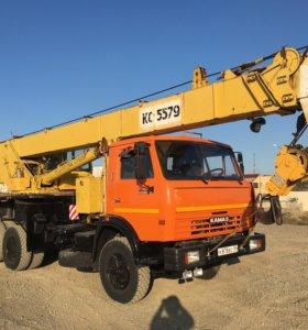 Автокран Мотовилиха 25 тонн кс 5579