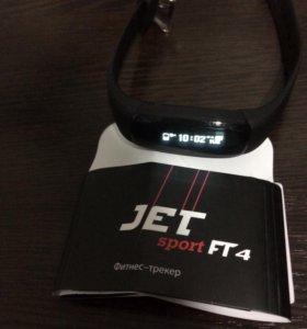 Фитнес трекер Jet sport FT 4