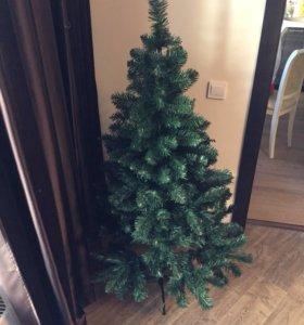 елки гирлянда в подарок