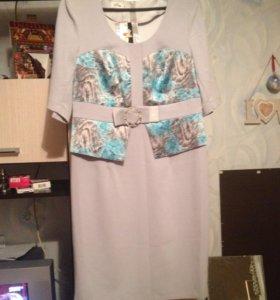 Платья новые беларусские размеры 50 и 52.