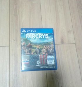 Диск FarCray5 на PS 4