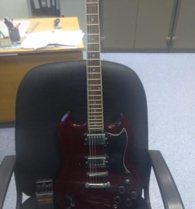 Электро гитара.