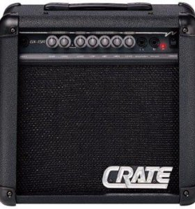 Гитарный комбоусилитель Crate GX-15R
