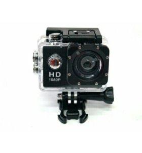 Экшн-камера Sport Camera HD 1080
