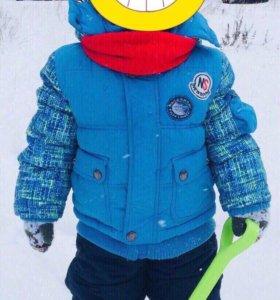 Зимний костюм 86 размер