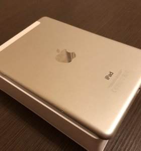 iPad 4 mini wifi + cellular 16гб
