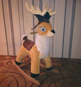 Качалка-олень