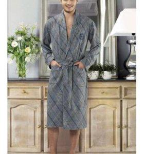 Новый мужской халат