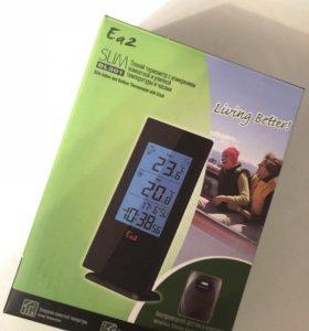 Термометр комнатный и уличный новый