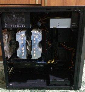 8-ядерный системник, 16gb, GTX960, SSD