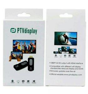 PTV дисплей AnyCast DA02