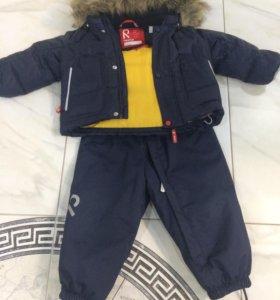 Зимний костюм Reima