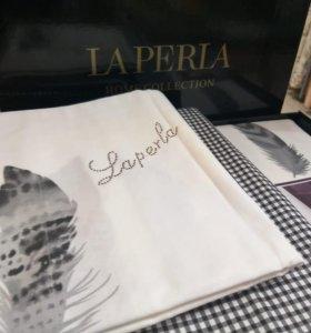 Постельное белье Laperla Сатин Delux евро