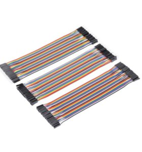 120 шт. 30 см соединительные провода