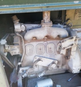 Двигатель от электрогенератора