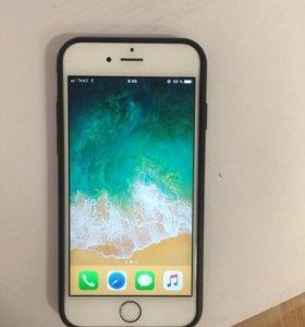 Айфон 6s 64Gb возможен обмен с доплатой