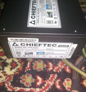 блок питания chieftec 850 w