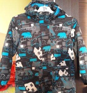 Зимняя куртка 116 размер.